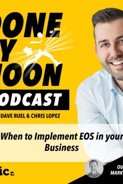 032: When and When to implement EOS in your business with Mark Henderson Leary